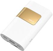 iWalk Secretary + Powerbank 10,000 mAh Quick Charge + Power Delivery White