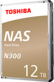Toshiba N300 NAS Hard Drive 12TB