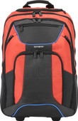 "Samsonite Laptop Backpack Wheels 17,3"" Orange/Anthracite"