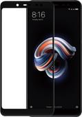 Azuri Rinox Xiaomi Redmi Note 5 Screen Protector Tempered Glass Black