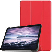 Just in Case Samsung Galaxy Tab A 10.5 Smart Tri-Fold Case Red
