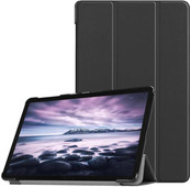 Just in Case Samsung Galaxy Tab A 10.5 Smart Tri-Fold Case Zwart