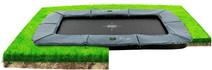 EXIT Supreme groundlevel 214 x 366 cm Grijs