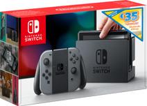 Nintendo Switch Grijs + 35 eShop tegoed