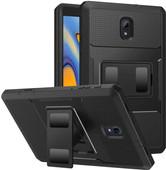 Just in Case Heavy Duty Samsung Galaxy Tab A 10.5 Hoes Zwart