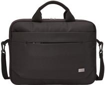 "Case Logic Advantage Laptoptas 14"" Zwart"
