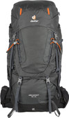 Deuter Aircontact 55+ 10L Graphite / Black