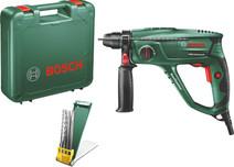 Bosch PBH 2100 Universal + 4-delige SDS-Plus boor- en beitelset