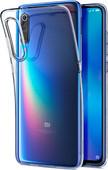 Spigen Liquid Crystal Xiaomi Mi 9 Back Cover Transparent