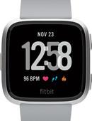 Fitbit Versa Gray/ Silver Aluminum