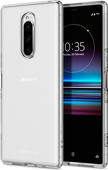 Spigen Liquid Crystal Sony Xperia 1 Back Cover Transparent