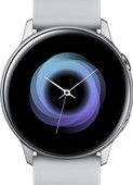 Samsung Galaxy Watch Active Zilver - NL