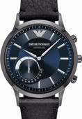 Emporio Armani Connected Blue/Black