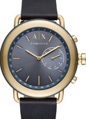 Armani Exchange Connected Blauw/Goud
