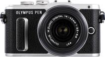 Olympus PEN E-PL8 Black + 14-42 mm IIR f / 3.5-5.6