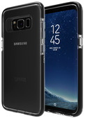 GEAR4 D3O Piccadilly Samsung Galaxy S8 Back Cover Black