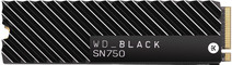 WD Black SN750 500GB (Plus Heatsink)