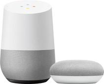 Google Home + Google Home Mini Wit