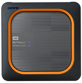 WD My Passport Wireless SSD 2TB
