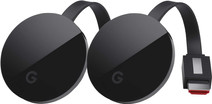 Google Chromecast Ultra Duo Pack