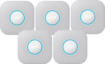 Google Nest Protect V2 (Netstroom) 5-pack