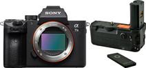 Sony Alpha A7III + Jupio Battery Grip
