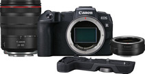 Canon EOS RP + RF 24-105mm f/4L + Adapter + Grip EG-E1
