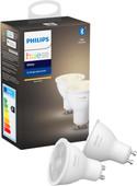 Philips Hue White GU10 Duo Pack Bluetooth