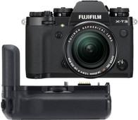 Fujifilm X-T3 Zwart + XF 18-55mm + VG-XT3 Vertical Battery G