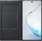Samsung Galaxy Note 10 LED View Book Case Black