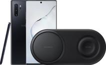 Samsung Galaxy Note 10 Plus 256GB Black + Samsung Wireless Charger DUO Pad Black