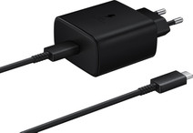 Samsung Oplader met Kabel 1m Usb C 45W met Power Delivery Zwart