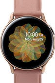Samsung Galaxy Watch Active2 Gold / Brown 40mm Stainless Steel