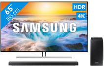 Samsung QE65Q85R - QLED + Soundbar