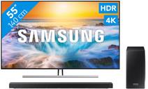 Samsung QE55Q85R - QLED + Soundbar