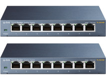 TP-Link TL-SG108 Duo Pack