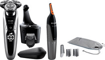 Philips Series 9000 S9711/31 + Nose trimmer