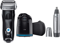 Braun Series 7 7880CC + Nose trimmer