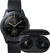 Samsung Galaxy Watch 42mm Black + Samsung Galaxy Buds