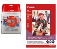 Canon CLI-571XL 4-color + photo paper