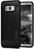 Spigen Rugged Armor Samsung Galaxy S8 Back Cover Black