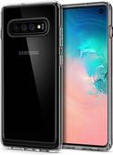 Spigen Ultra Hybrid Crystal Samsung Galaxy S10 Back Cover Transparent