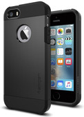 Spigen Tough Armor Apple iPhone 5/5S/5SE Zwart