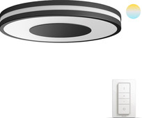 Philips Hue Being Plafondlamp Zwart