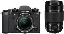 Fujifilm X-T3 + XF 18-55mm f/2.8-4.0 + XF 55-200mm f/3.5-4.8