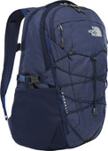 The North Face Women's Borealis Montague Blue Light Heather/High Rise Grey