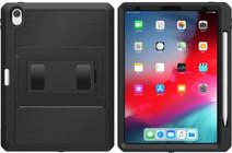 Just in Case Heavy Duty Apple iPad Pro 11 Inch (2018) Back Cover Zwart