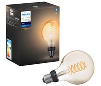 Philips Hue Filamentlamp White Globe E27 Bluetooth