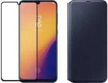 Samsung Galaxy A70 128 GB Zwart + Beschermingspakket