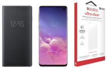 Samsung Galaxy S10 128GB Black + Protection Package